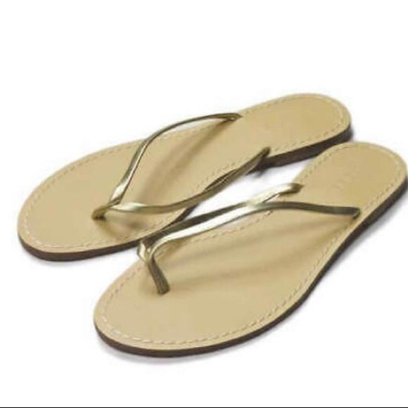 J. Crew Shoes - J Crew Thong Sandal